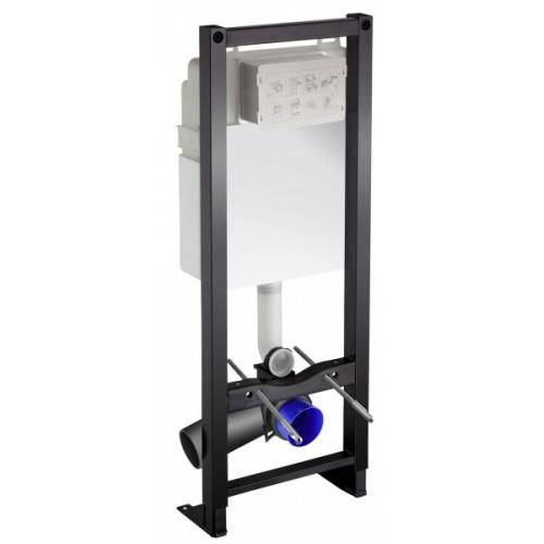 Bati-support avec réservoir à mecanisme 2,6/4 L