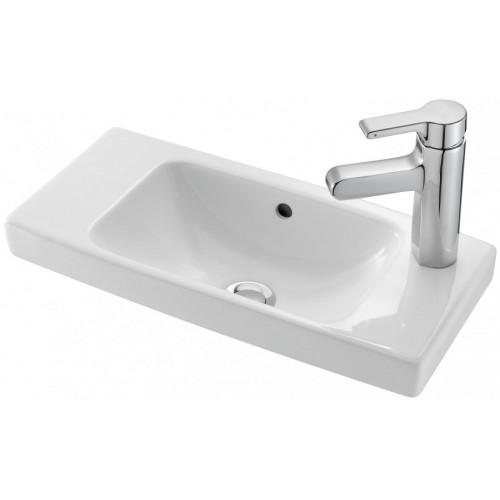 Lave mains confort & compact trou à droite - Odéon Up