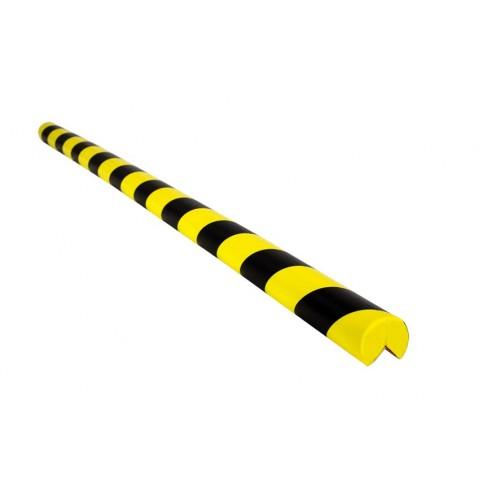 Amortisseur de Choc 1m - Rond Pour Angle Droit