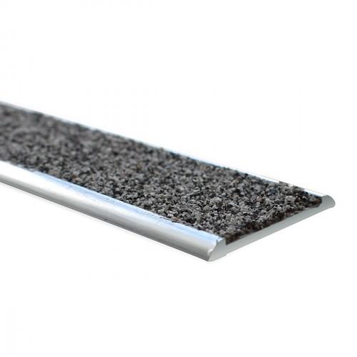 Profil plat alu 3 m - LOT DE 5 - XP40 - intérieur et extérieur
