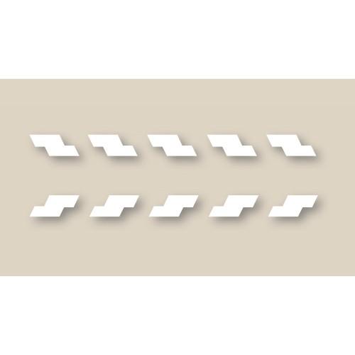 Motifs préfabriqués - route étroite T SIGN