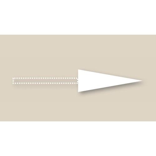 Motifs préfabriqués - Tête de flèche - T SIGN