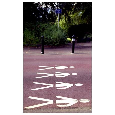 Symbole piéton - T-SIGN