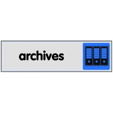 Plaquette plexiglas couleur - Archives