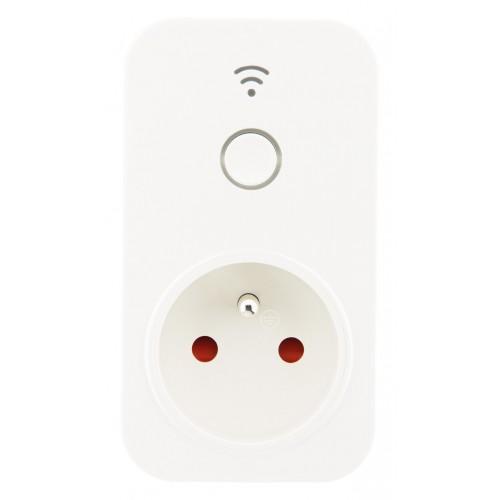 Prise Wi-Fi programmable