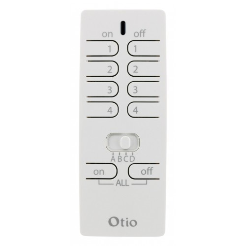 Télécommande domotique 16 canaux - OTIO