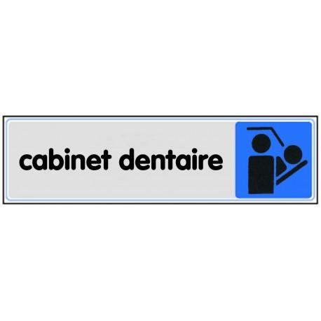 Plaquette plexiglas couleur - Cabinet dentaire