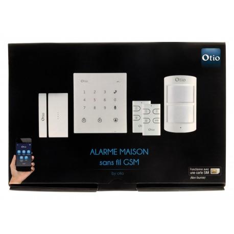 Kit alarme maison sans fil
