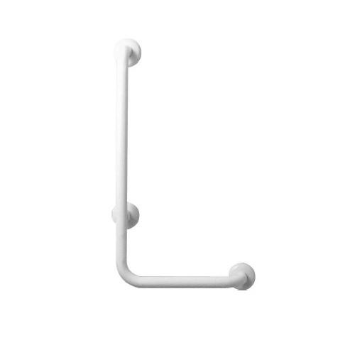 Barre de maintien d'angle à 90 ° Rilsan - Version gauche ou droite