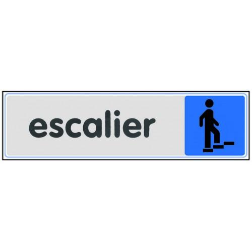 Plaquette plexiglas couleur - Escalier