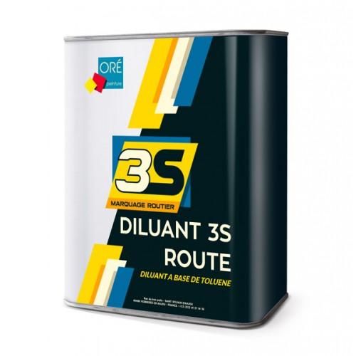 Diluant à base de toluène - Diluant 3S