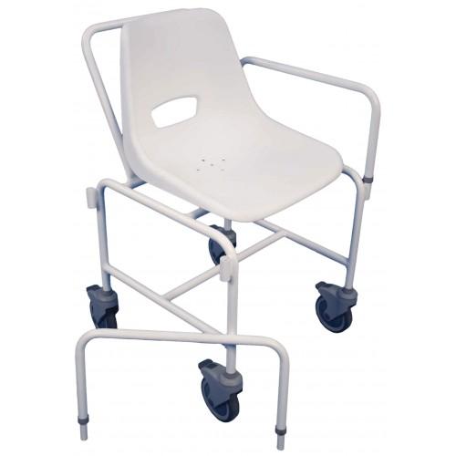 Chaise de douche à pousser Charing