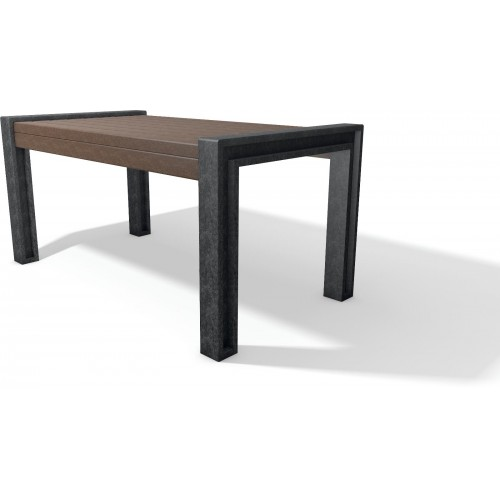 Table de jardin design PMR