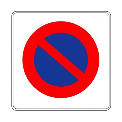 Pictogramme - Défense de stationner