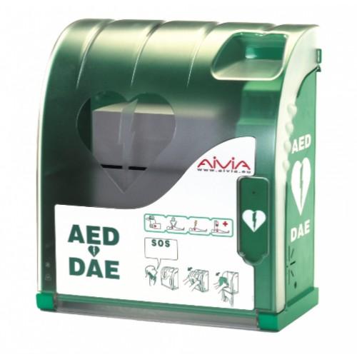Armoire murale pour défibrillateur automatisé - AIVIA 100 / 200