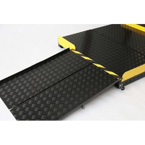 Plateforme d'accès pour rampe en L - BK1 / BK2 / BK3