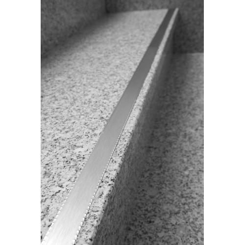 Profil plat en acier inoxydable