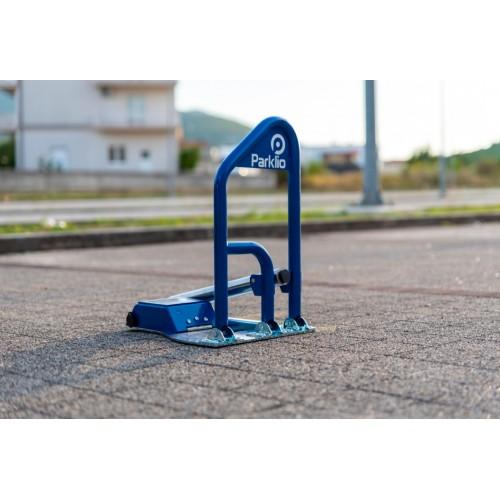 Barrière de parking intelligente connectée