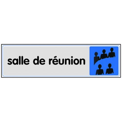 Plaquette Plexiglas Couleur - Salle De Réunion