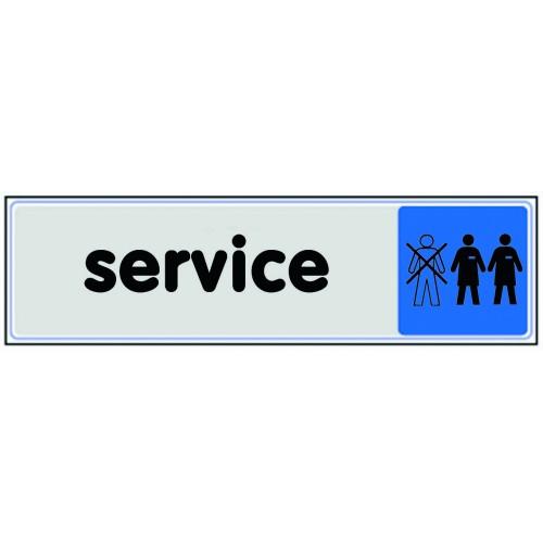 Plaquette plexiglas couleur - Service