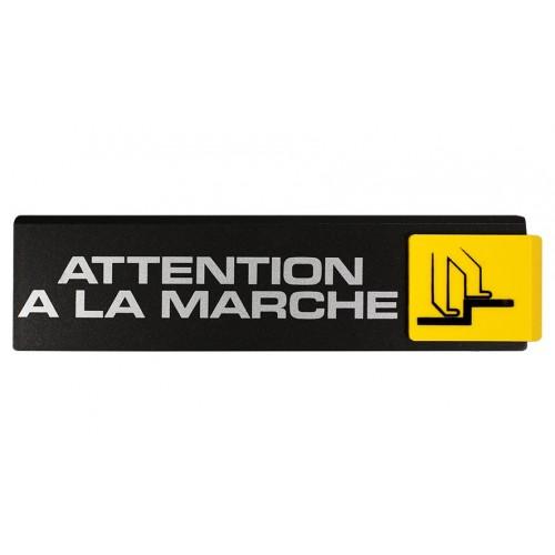 Plaquette Europe Design - Attention à La Marche