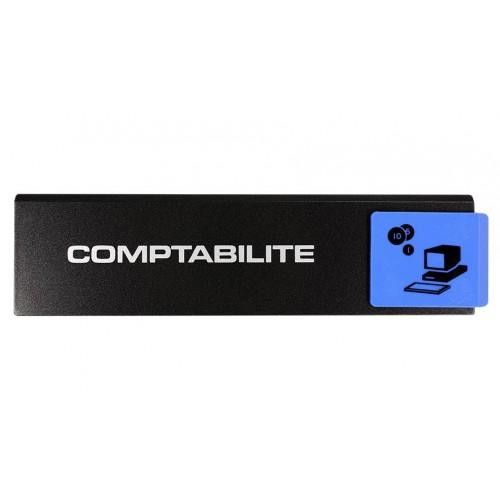 Plaquettes Europe Design - Comptabilité
