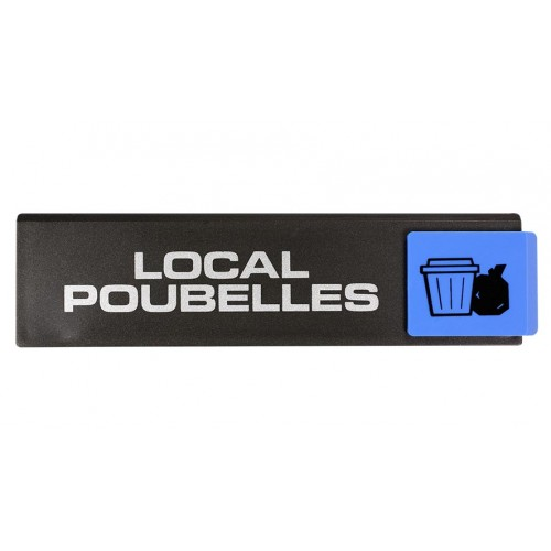 Plaquette Europe Design - Local Poubelles