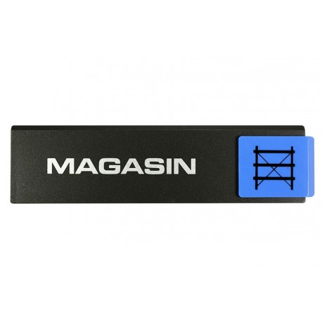 Plaquettes Europe Design - Magasin