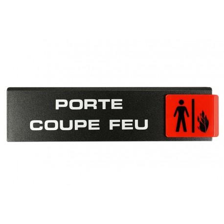 Plaquettes Europe Design - Porte coup feu