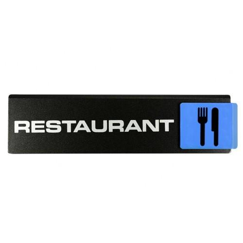 Plaquette Europe Design - Restaurant