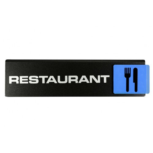 Plaquette Europe Design - Restaurant