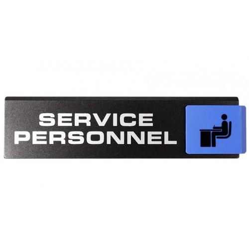 Plaquette Europe Design - Service Personnel