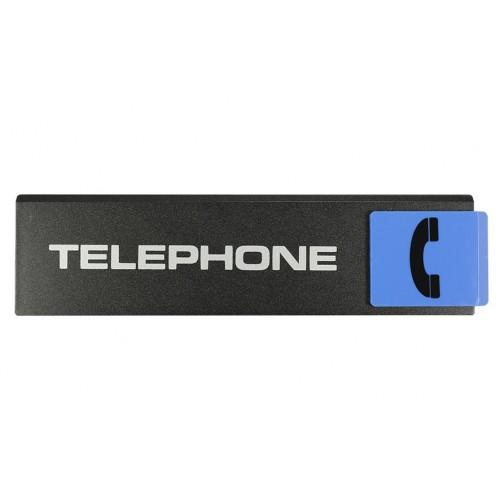 Plaquette Europe Design - Téléphone