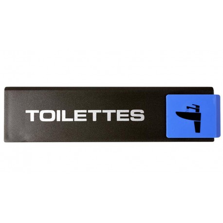 Plaquettes Europe Design - Toilettes