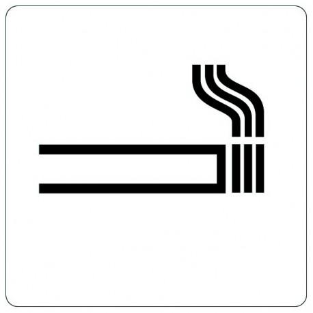 Pictogramme - Zone fumeur
