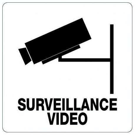 Pictogramme - Espace sous surveillance video