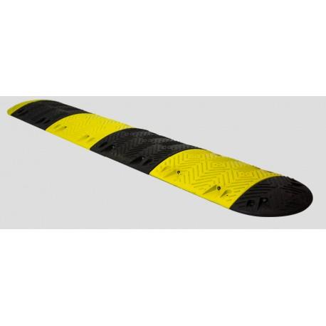 Ralentisseur Parking - kit de 6 modules 60 mm jaunes et noirs