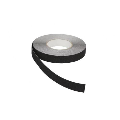 Ruban adhésif antidérapant 25 mm x 18 m noir