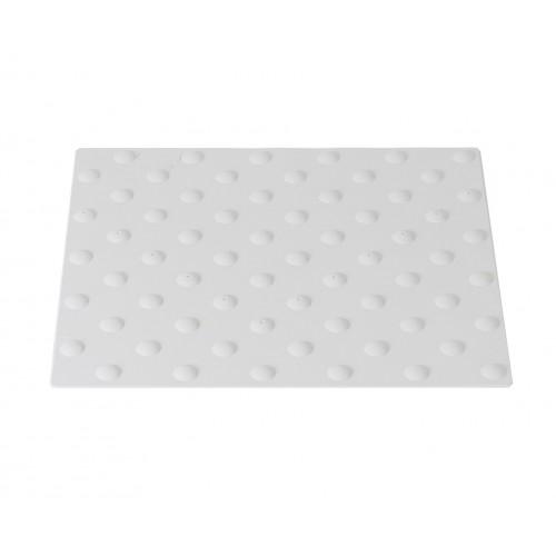Bandes d'éveil à la vigilance à coller - LOT DE 10 - 450 x 420 mm - extérieur