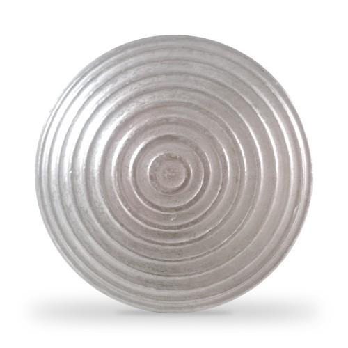 Clous podotactiles - LOT DE 1000 - à coller éveil de vigilance ALUNEO - aluminium