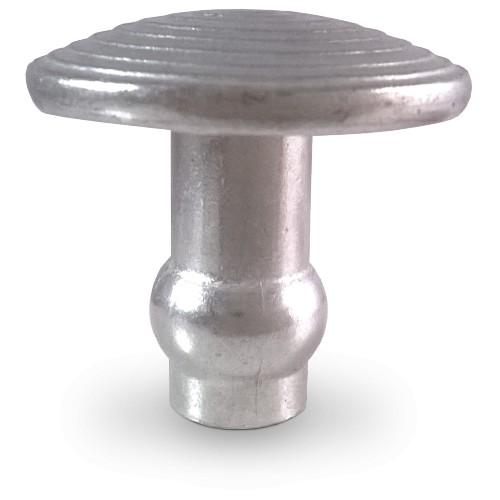 Clous podotactiles - LOT DE 1000 - à enfoncer éveil de vigilance ALUNEO - aluminium